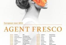 Bilety na: AGENT FRESCO | 29.11.2015 | Hydrozagadka | Warszawa