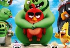 Bilety na: Angry Birds Film 2
