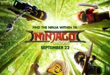 Bilety na: LEGO NINJAGO:FILM