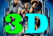 Bilety na: Czarna Pantera - 3D dubbing