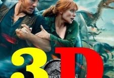 Bilety na: Jurassic World: Upadłe królestwo - 3D dubbing