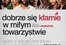 Bilety na: Kino Psychologiczne: Dobrze się kłamie w miłym towarzystwie