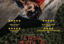 Bilety na: Kino psychologiczne: Free Solo: ekstremalna wspinaczka