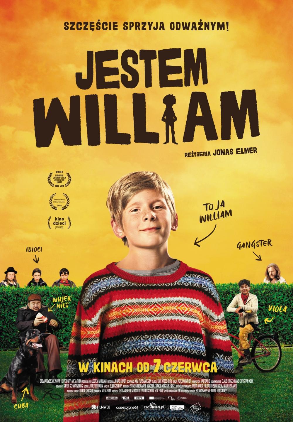 Film - Poranek dla dzieci: Jestem William