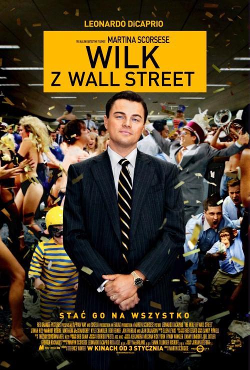 Film - Wieczór naukowców: Wilk z Wall Street