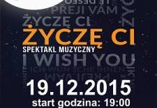 Bilety na: ŻYCZĘ CI