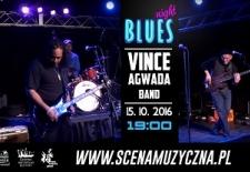Bilety na: Vince Agwada