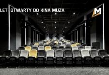 Bilety na: BILET OTWARTY DO KINA MUZA