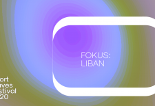 Bilety na: FOKUS: LIBAN - SHE LEADS AGAINST THE CURRENT | SHORT WAVES 2020