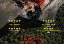Bilety na: FREE SOLO