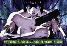Bilety na: GHOST IN THE SHELL - DKF KAMERA