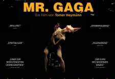 Bilety na: MR.GAGA