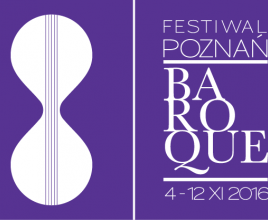 """POZNAŃ BAROQUE 2016 - Koncert XX """"Lutnia jako skrzypce i wiolonczela"""""""
