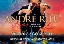Bilety na: Retransmisja koncertu: André Rieu