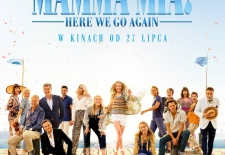 Bilety na: MAMMA MIA: HERE WE GO AGAIN!