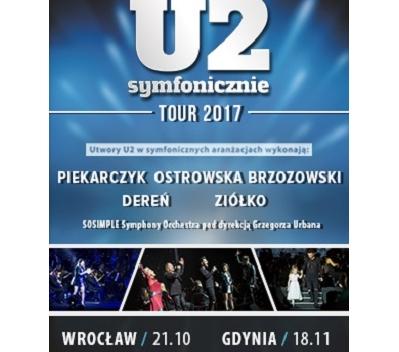 U2 Symfonicznie 2017