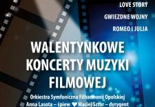 Bilety na: Walentynkowy Koncert Muzyki Filmowej