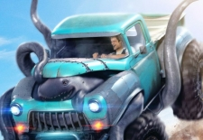 Bilety na: Monster Trucks
