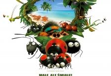 Bilety na: Robaczki z Zaginionej Dżungli