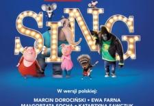 Bilety na: Sing