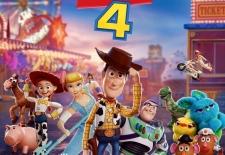 Bilety na: Toy Story 4 - 3D