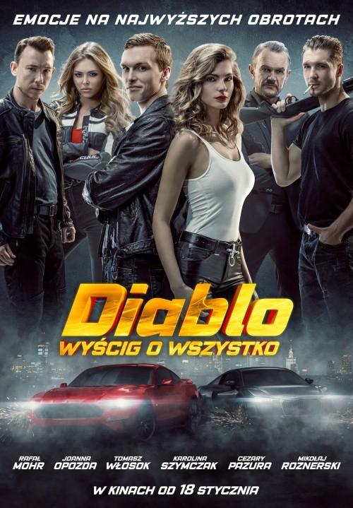 Film - Diablo. Wyścig o wszystko