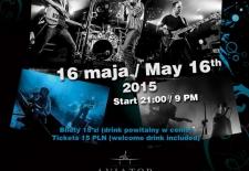 Bilety na: Klinton - koncert rockowy