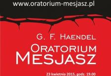 Bilety na: G. F. Haendel - Oratorium Mesjasz - Zielona Góra 2015