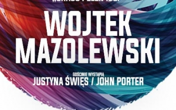 """Wojtek Mazolewski z gośćmi """"Chaos Pełen Idei"""""""