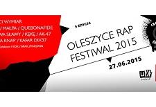 Bilety na: Oleszyce Rap Festiwal 2015