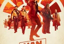 Bilety na: Han Solo: Gwiezdne wojny - historie 2D dub