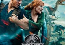 Bilety na: Jurassic World: Upadłe królestwo 2d nap