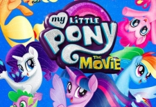 Bilety na: My Little Pony. Film 2D