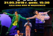 Bilety na: Piotruś Pan