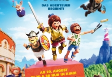 Bilety na: Playmobil: Film