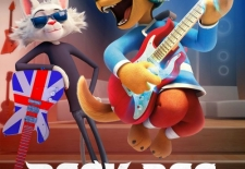 Bilety na: Rock Dog. Pies ma głos!