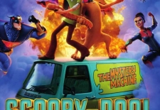 Bilety na: Scooby-Doo!