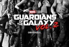 Bilety na: Strażnicy Galaktyki vol. 2 3D