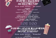 Bilety na: Mały Klub Filmowy - Jak pisać scenariusz?