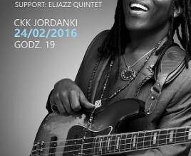 THE RICHARD BONA i ELJAZZ QUINTET
