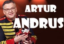Bilety na: Artur Andrus – Koncert Karnawałowy