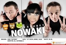 Bilety na:  Nowaki