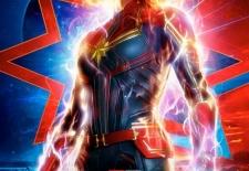 Bilety na: Kapitan Marvel