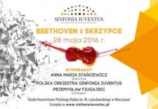Bilety na: Beethoven i skrzypce