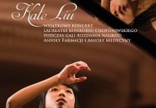 Bilety na: Koncert Kate Liu / Gala Anioły Farmacji i Anioły Medycyny 2015