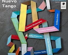 Deco Ensemble – piękno Nuevo Tango