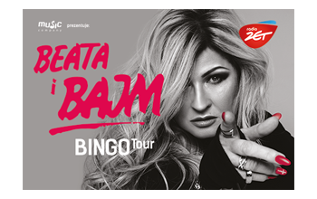 Bingo Tour - Beata i Bajm