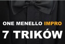 Bilety na: One Menello Impro: 7 trików