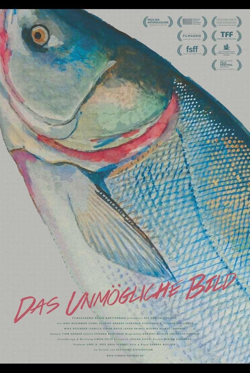 Film - Obraz niemożliwy (pokaz w DKF Megaron)