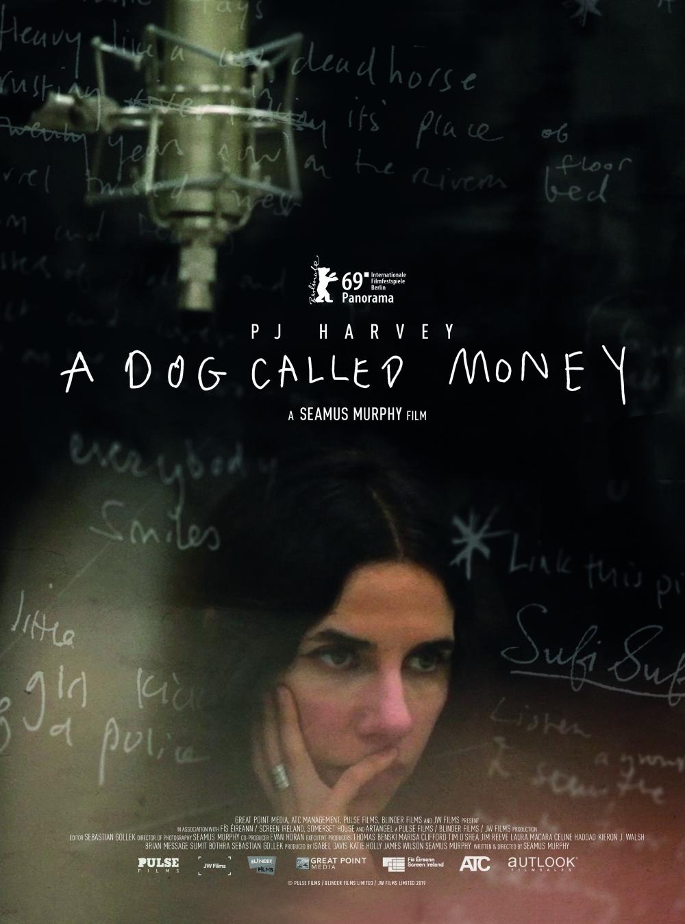 Film - PJ Harvey. A dog called money